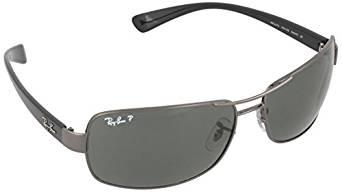 3cd6a509744 It Ray-Ban RB3379 Double Bridge Wrap Sunglasses