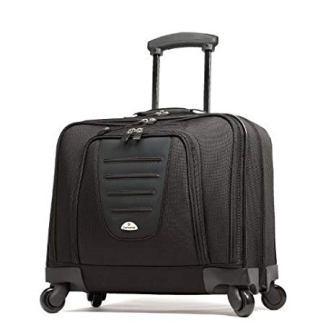 Samsonite Spinner Mobile Office Rolling Briefcase