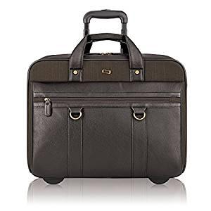 Solo Macdougal 17.3-Inch Rolling Laptop Case
