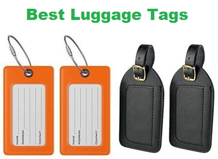 598cb009f30c The Best Luggage Tags in 2019 | Travel Gear Zone