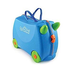 Trunki The Original Ride-On Terrance Suitcase