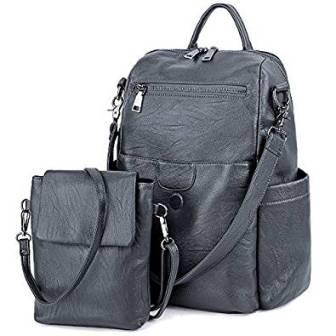 a5f8a9e260fe Best Leather Backpacks for Women In 2019
