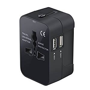 VCOO Travel Adapter