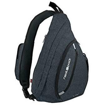7961d55e1809 ... Versatile Canvas Sling Bag   Travel Backpack