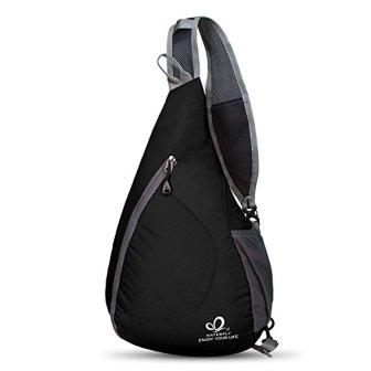 b8448f27dea4 These light and delicate creatures Waterfly Sling cum Chest Backpack
