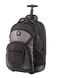 Wenger Synergy 16″ Wheeled Backpack