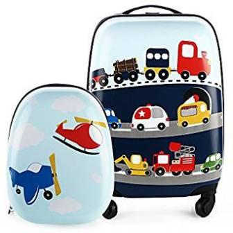 iPlay, iLearn Kids Durable Luggage Set
