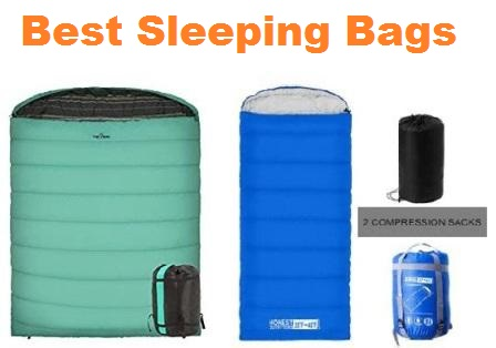 95b94ad972a5 Top 15 Best Sleeping Bags in 2019 - Complete Guide | Travel Gear Zone