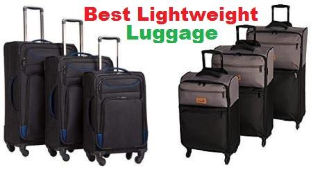 Best Lightweight Luggage 2018