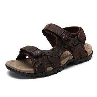 Bruno Marc Men's Maui Outdoor Fisherman Sandals