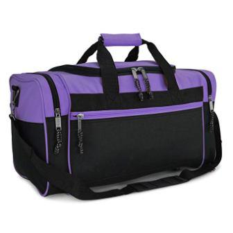 Heavy Duty and Water Resistant MIER Large Duffel Backpack Sports Gym Bag with Shoe Compartment