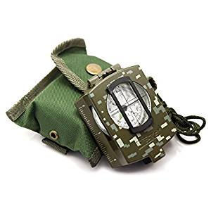 Eyeskey Multifunctional Military Army Compass