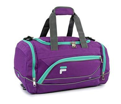 361/º Sports Duffel Bag with Shoes Compartment for Men and Women Water Resistant Small Swim Gym Bags Dry Wet Separated Lightweight Durable Travel luggage
