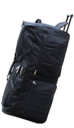 ICEUSA 42-inch Rolling Duffel for Outdoor Travel and Sports