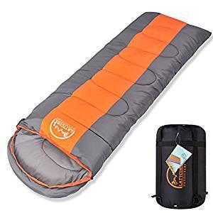 LATTCURE Sleeping Bag,
