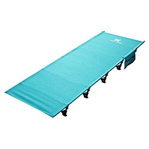 Moon Lence Camping Cot for Adults Lightweight Portable Camping Bed