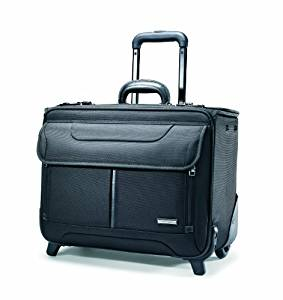 Samsonite Wheeled Catalog Case