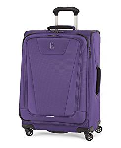 "Travelpro Maxlite 4 25"" Expandable Spinner, Purple"