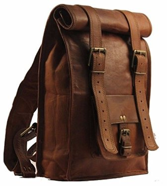 596797459f9e Top 15 Best Leather Backpacks for Men in 2019 | Travel Gear Zone