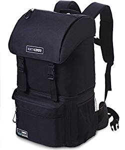 Hiking Backpack Cooler Bag FROM North Coyote, Insulated Large Camping Back Pack for Men/ Women Lunch