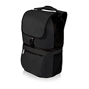 Picnic Time Brand Zuma Insulated Cooler Backpack from ONIVA, Black