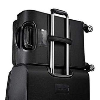 SAMSONITE STACKIT 2-PIECE SOFTSIDE SPINNER LUGGAGE SET