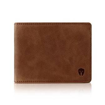 2 ID Window RFID Wallet for Men, Bifold Top Flip, Extra Capacity Travel Wallet – Top Pick