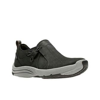 CLARKS Women's Wave River Waterproof Sneaker
