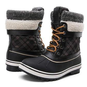 Globalwin Women's Snow Boots