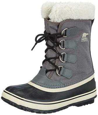 unyielding1 Winter Snow Boots Boys Girls Outdoor Waterproof Cold Weather Snow Boots