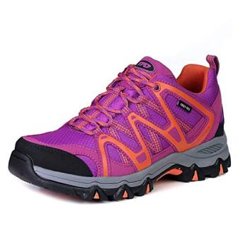 The First Outdoor Women's Waterproof Breathable Climbing Walking Hiking Shoes