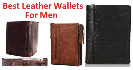 Top 15 Best Leather Wallets for Men in 2018