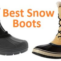 Top 15 Best Snow Boots in 2018