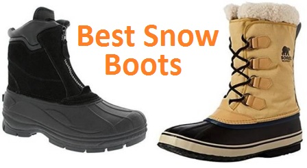 Top 15 Best Snow Boots in 2020 Ultimate Guide Reise  Travel