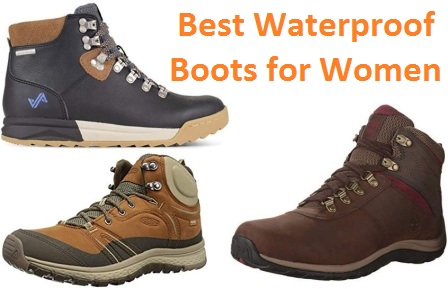 a9170eca1e2 Top 15 Best Waterproof Boots for Women in 2019 - Complete Guide ...