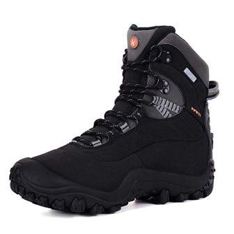 XPETI Women's Thermador mid High-Top Waterproof Hiking Outdoor Boot