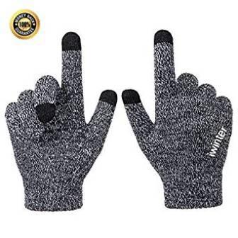 AXYOFSP Winter Driving Gloves