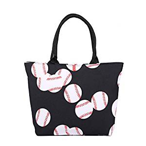 ... Beach Bag has been designed Baseball Tote Bag from E-FirstFeeling,  Sports Print Utility Tote 17.7″ x 12.6 8847fd729c
