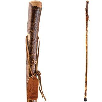 Brazos – Free Form Hawthorn Walking Stick