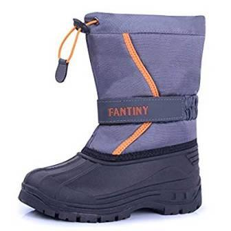 f444013ed Top 15 Best Kids Snow Boots in 2019 - Complete Guide