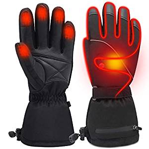 Electric Battery Heated Gloves for Women & Men