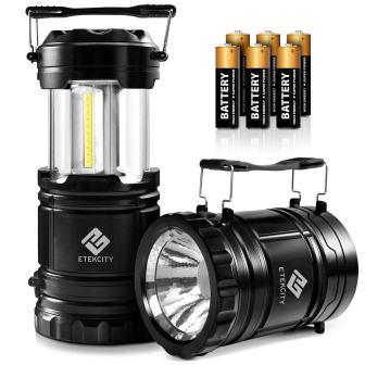 Etekcity Portable LED Camping Lantern and Flashlight
