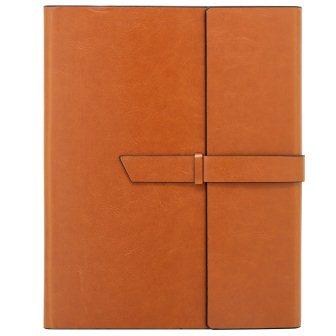 Gallaway Leather Padfolio Portfolio Folder