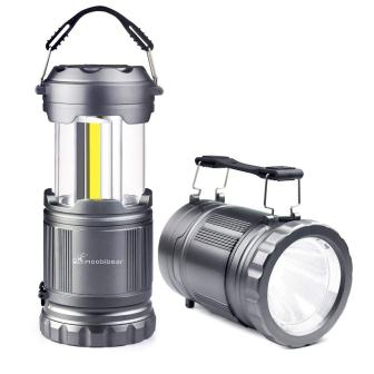 LED Camping Flashlight Lanterns Combo- Moobibear