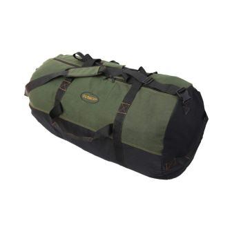 Ledmark Heavyweight Cotton Canvas Outback Duffle Bag ... 2c785244d5f03