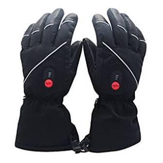Savior Heated Gloves with Rechargeable Li-ion Battery Heated for Men and Women – Top Pick