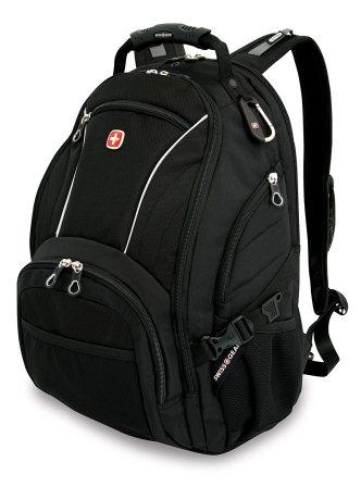 Swiss Gear SA3181 Black Computer Backpack