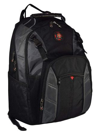 SwissGear The Sherpa 15.6 Padded Laptop Backpack