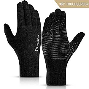 TRENDOUX 360° Touch Screen Gloves for Men and Women