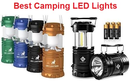 Top 15 Best Camping LED Lights in 2018